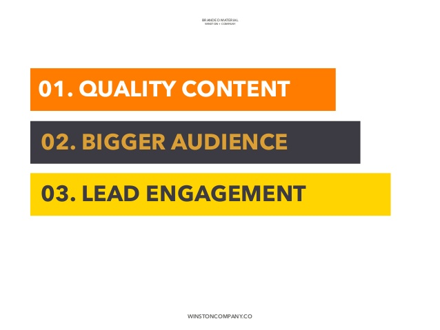 Content equals Audience: The Creator's Equation